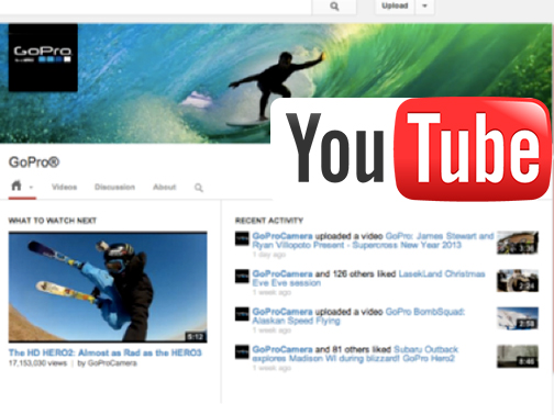 Nouvelle interface youtube